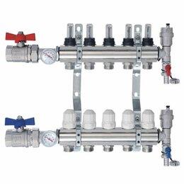 Для железнодорожного транспорта - Коллекторный узел в сборе HotStar с 6 отводами, 0