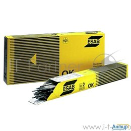 Электроды, проволока, прутки - Электроды для сварки Esab ОК 48.00 ф 4,0мм  Dc постоянный 6кг для низкоуглеро..., 0