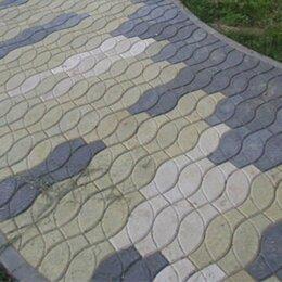 Тротуарная плитка, бордюр - Формы для тротуарной плитки, 0
