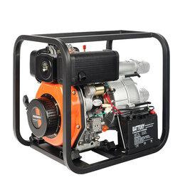 Мотопомпы - Мотопомпа PATRIOT MPD 3072 SFE дизельная для сильнозагрязненной воды, 0