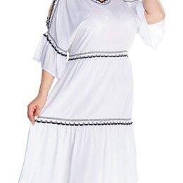 Платья - Платье летнее. Размер 54-56., 0