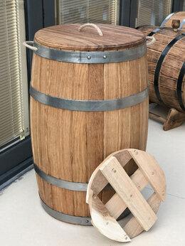 Бочки, кадки, жбаны - Кадушка дубовая для засолки 40 литров , 0
