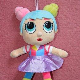 Куклы и пупсы - Кукла, мягкая игрушка с присоской, 0