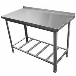Прочее оборудование - Стол нерж. 150/60/85 сборный кар-с. (012343), 0