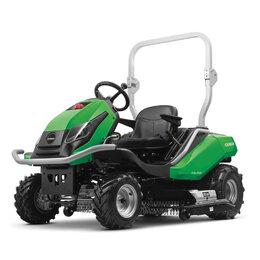 Мини-тракторы - Газонокосильная машина Caiman ANTEO 4WD 25 л.с., 0