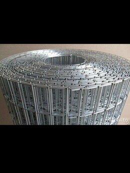 Металлопрокат - Сетка сварная оцинкованная, Ячейка 2.5*10 см из пр, 0