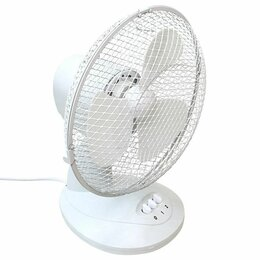 Вентиляторы - Вентилятор настольный ø23 см, 2 скорости, 0