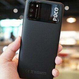 Мобильные телефоны - Новинка Poco: мощный аккум. 6000 мАч, 128 Гб, 48 мп, стереозвук+ Гарантия 1 год!, 0