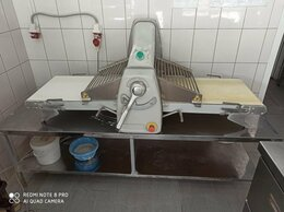 Тестомесильные и тестораскаточные машины - Тестораскаточная машина tekno stamap LAM 507B, 0