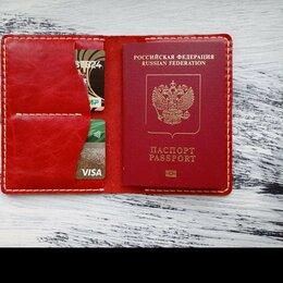 Обложки для документов - Докхолдер (обложка на паспорт) , 0