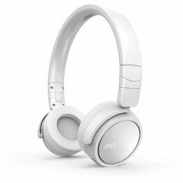Наушники и Bluetooth-гарнитуры - Jays X-Five Wireless white, 0