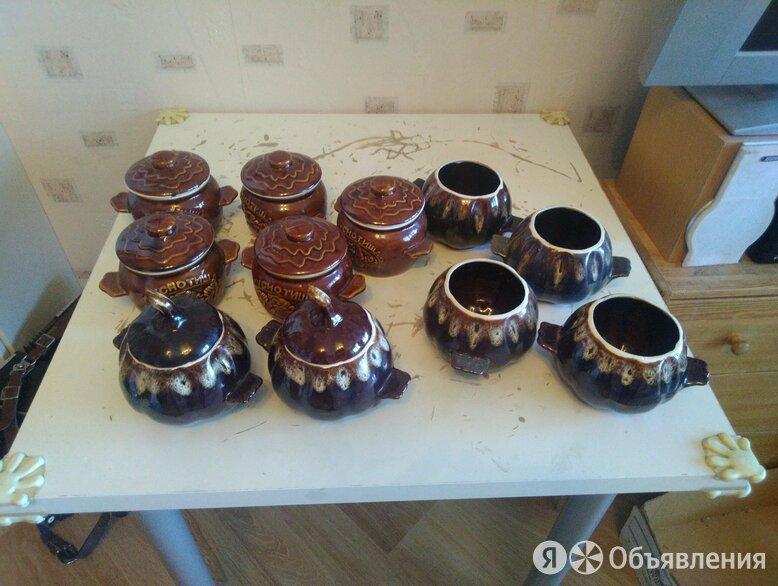 Горшки по цене 330₽ - Посуда для выпечки и запекания, фото 0