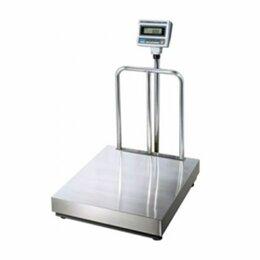 Напольные весы - Весы напольные CAS DBII-300 800x900, 0
