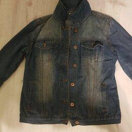 Куртки - Джинсовые куртки , 0