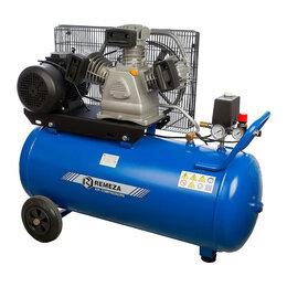 Воздушные компрессоры - Компрессор ременной Remeza СБ4/С-100.LB24 А, 0