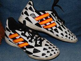 Обувь для спорта - Бутсы футбольные Adidas,оригинал,разм.37, 0