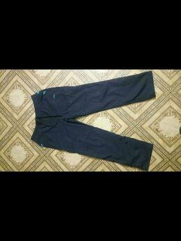 Брюки - Спортивные ветрозащитные демисезонные штаны, 0