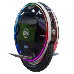 Моноколеса и гироскутеры - Моноколесо GotWay Nikola 1300Wh 84V (Black), 0