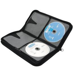 Сумки и боксы для дисков - Папка для дисков Zomo CD Small 24 Navy, 0