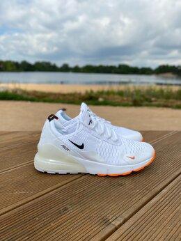 Кроссовки и кеды - Кроссовки белые Nike 40, 41, 0