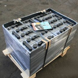 Аккумуляторные батареи - Тяговая аккумуляторная батарея ISKRA 2X40V 3PzS 210 Ah ЕВ 687, 0
