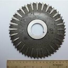 Для фрезеров - Фреза дисковая с разнонаправленными зубьями d 180 х 6,3 х 40 р6м5, 0