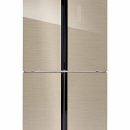 Холодильники - Холодильник HIBERG RFQ-490DX NFGL inverter, 0
