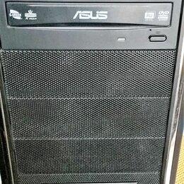 Настольные компьютеры - Компьютер на базе i5-8400 для учёбы, работы и игр, 0