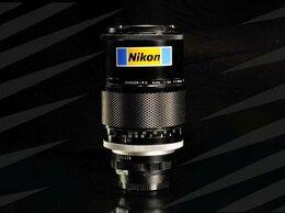 Объективы - Nikon NIKKOR Р 180 mm 2.8 // 1240 📸📸📸, 0