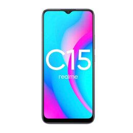 Мобильные телефоны - Realme C15 4+64GB NFC НОВЫЙ ГАРАНТИЯ ГОД, 0
