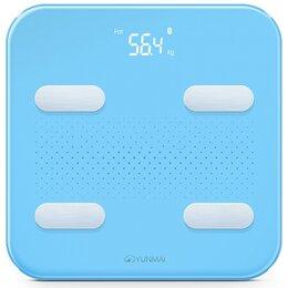Напольные весы - Умные весы Yunmai M1805 (Blue), 0