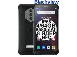 Мобильные телефоны - Новинка Blackview BV6600 IP68 8580mAh 4/64 8ядер, 0