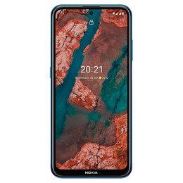 Мобильные телефоны - Смартфон Nokia X20 8/128GB Синий, 0