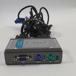 Прочее сетевое оборудование - Коммутатор D-Link KWM-121, 0