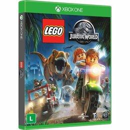 Игры для приставок и ПК - LEGO Jurassic World (New)[Xbox One, русская версия], 0