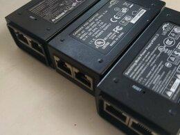 Сетевые карты и адаптеры - Poe адаптер ubiquiti. БУ, 0