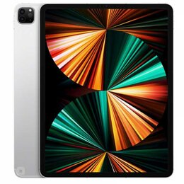 "Планшеты - Apple iPad Pro (2021) 12.9"" Wi-Fi 2 ТБ, Silver…, 0"