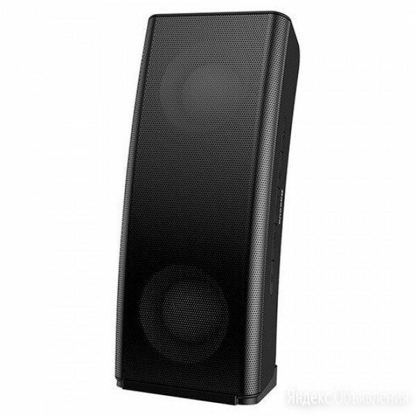 Беспроводная колонка с подсветкой Baseus Encok E08 (NGE08-01) черный по цене 1950₽ - Портативная акустика, фото 0