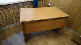 Компьютерные и письменные столы - Стол офисный маленький MK-9, 0