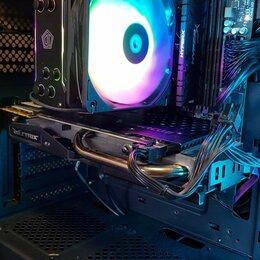 Настольные компьютеры - I7 8700k DDR4-16gb 970gtx-4gb SSDm2-250Gb HDD-1Tb, 0