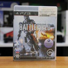 Игры для приставок и ПК - Battlefield 4 - PS3 Б.У (Обмен), 0