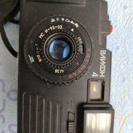Пленочные фотоаппараты - Пленочный фотоаппарат Эликон 4 СССР , 0