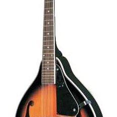 Щипковые инструменты - Caraya MA-001-BS Мандолина, цвет санберст, 0