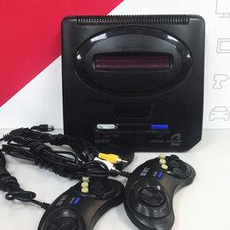 Игровые приставки - Приставка Sega. MegaDrive II, 0