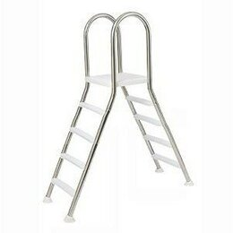 Лестницы и поручни - Лестница для сборного бассейна Kripsol ELEVATED 4+4 ст., 0