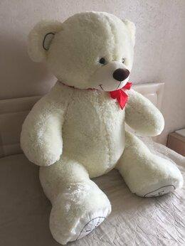 Мягкие игрушки - Большой Мишка 200см огромный плюшевый медведь, 0