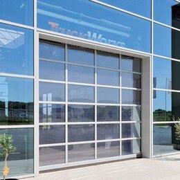 Заборы, ворота и элементы - Промышленные ворота , 0