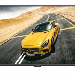 """Телевизоры - Телевизор starwind SW-LED55U101BS2S, 55"""", Ultra HD, 0"""