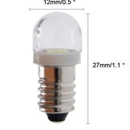 Лампочки - Лампочка для фонарика СССР 3V или 6V, 0