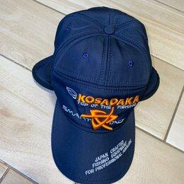 Головные уборы - Новая бейсболка Kosadaka Smart Tackle утепленная с ушами, 0
